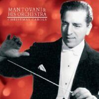 MANTOVANI & HIS ORCHESTRA - CHRISTMAS CAROLS  CD 14 TRACKS WEIHNACHTSLIEDER NEW