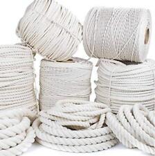 Seil Baumwolle Baumwollseil gedreht Naturseil