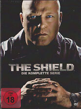 The Shield, Staffeln 1 2 3 4 5 6 7, Komplette Serie, 28 DVD Box,NEU & OVP
