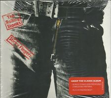 Sticky Fingers [Deluxe Edition] * by The Rolling Stones (2 CD, 2015) Brand New