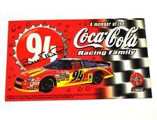 Coca-Cola Coke NASCAR Auto 94 Racing Family USA Fridge Magnet Kühlschrankmagnet