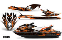 SIKSPAK Bombardier Sea-Doo GTI GTR GTS Jet Ski Decal Wrap Graphic Kit 11-14 RB O