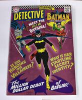 Bat-Girl ☆☆☆☆  Detective Comics # 359 Silver Age Replica High Quality