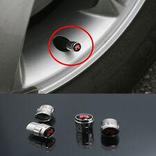 Wheel Tire Stainless Valve Cap R Emblem For Hyundai Elantra GT & i30 2008 2016