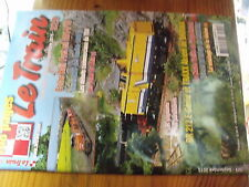 µ? Revue Le Train n°329 Colas Rail Fret Diesel SNCF année 1980 BR212E Traxx ...