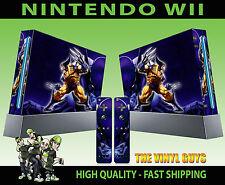 NINTENDO Wii Adesivo WOLVERINE LOGAN X MEN MUTANT SKIN e 2 SKIN PER PAD