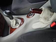 Se adapta a Rover 75 automático Arenisca Set 2 X Polainas