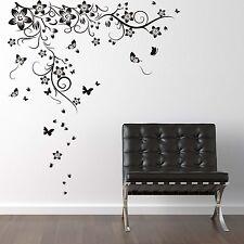 Walplus 150x130 Cm Wall Stickers HUGE Butterfly Vine Removable