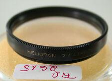 Original Heliopan Nahlinse Close-up Filter Lens Nr.2 43Ø E-43mm 2615/8