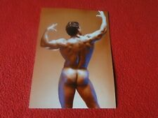 Vintage 18 Year Old + Gay Interest Fox/Colt/Chippendale Semi Nude Male Photo D+
