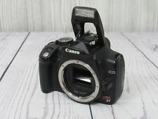 Canon EOS Digital Rebel XT 350D DSLR 8.0 MP Camera DS124071 - Black - WORKS