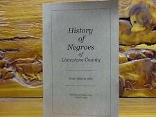 HISTORY OF NEGROES OF LIMESTONE COUNTY, TEXAS - COTTON
