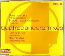 Compilation - Quatre Dance Remixes Vol.3 - CDM -1992 - Eurodance Airplay Records