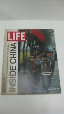 Life Magazine April 30th 1971 Eyewitness Inside China Children On The March 1269
