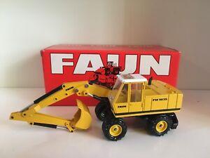 Faun FM 1035 Mobilbagger von NZG 174 1:50 OVP
