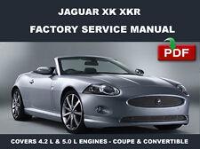 JAGUAR 2006 2007 2008 2009 2010 2011 2012 XK8 XKR ULTIMATE SERVICE REPAIR MANUAL