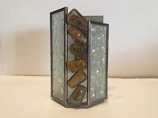 Party Lite Wall Hanging Candle Holder Mid Centiry Modern Design
