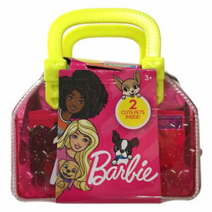 Barbie Pet Carrier with 2 Surprise Pets, Series 4. Brand New In Packaging, NRFB.