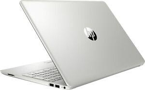 "NEW HP 15.6"" Touchscreen 11th Gen Core i3 8GB RAM/256GB SSD/15-dw3013dx #46"