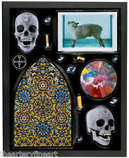 DAMIEN HIRST 'Fridge Magnets', 2012 Exhibition Magnet Set **NEW**