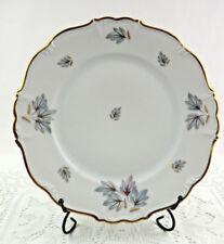 "Vintage Coronado by Edelstein Dinner Plate Bavaria Germany Gold Trim 10"""