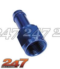 "Straight Hose Barb 5/16"" to -6AN Female Compatible w/ Aeroflow Speedflow LS1 SR2"