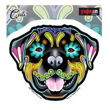 Rottweiler Dog Sticker Decal Car Window Laptop Sugar Skull Cali Pretty In Ink