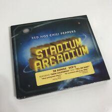 RED HOT CHILI PEPPERS STADIUM ARCADIUM 2CDS - MUSIC CD -- FREE POSTAGE