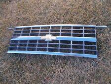BLAZER LS 4DR GRILLE PARK HEADLIGHT BUMPER FILLER 6PCS FOR 98-04 CHEVY S10 LS