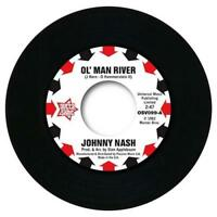 JOHNNY NASH Ol' Man River / I Lost My Baby NEW NORTHERN SOUL 45 (OUTTA SIGHT
