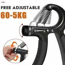 5-60kg Verstellbar Handtrainer Fingerhantel Krafttraining Unterarmtrainer