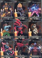 2015 Upper Deck Marvel Vibranium In Memoriam Card Set Of 20 Cards! RARE!