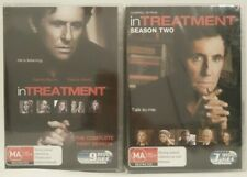 In Treatment Season One and Two New Sealed Region 4