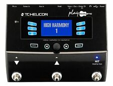 TC Helicon Play Acoustic Voicelive Guitar, Vocal Effects FX Pedal Processor 2DAY