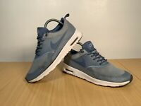 Nike Air Max Thea Women's Blue Trainers UK 6.5 EUR 40.5