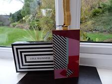 100% Authentic Lulu Guinness Ettie Perspex Clutch Bag in Multi BNWT