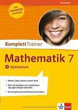 KomplettTrainer Mathematik 7. Klasse: Gymnasium von... | Buch | Zustand sehr gut