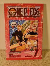 One Piece Vol 7 Japanese Anime Graphic Novel