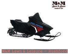 NEW Premium Switchback Adventure Snowmobile Poly Cover  Black by Polaris 2879791
