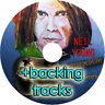 NEIL YOUNG BASS & GUITAR TAB CD TABLATURE + BACKING TRACKS  ROCK MUSIC SONG