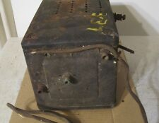 Vintage Rat Rod radio 20s 30s Ford Chevy ? (for parts or repair ) 32 33 34