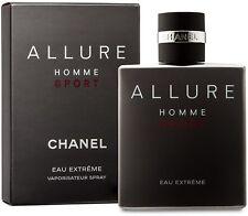 Chanel  ALLURE HOMME SPORT 150ml  Eau de Parfum Extreme (nicht 100ml) NEU Folie