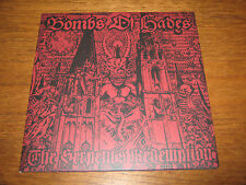 "BOMBS OF HADES ""The Serpent's Redemption"" LP  miasmal bastard priest undergang"