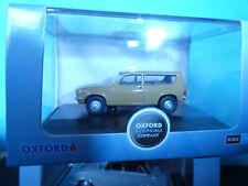 Austin Allegro 1300 Estate Car in Harvest Gold 1975 Oxford New Die Cast Vehicle