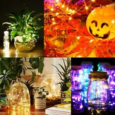 Fashional Colorful LED Battery Powered Copper Wire Mini Fairy Light String