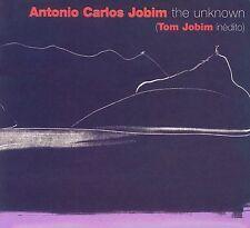 The Unknown by Antônio Carlos Jobim (CD, Jun-2006, DRG (USA) DIGIPAK  LN BOOKLET