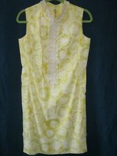 Lilly Pulitzer Vintage Dress The Lilly Vintage Lions Sheath Shift Women 1960s