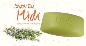 Olive - Lavendelseife & Rosemary Soap 150g From Savon du Midi