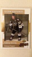 2006-07 Upper Deck MVP #CP22 Sidney Crosby Clutch Performer