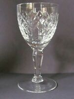 "ROYAL BRIERLEY COVENTRY PATTERN 5¼"" WINE GLASSES - SIGNED (Ref5091)"